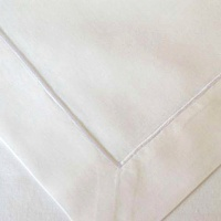 Satin Stitch - White - Placemat (33 x 48)
