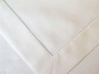 Satin Stitch - White